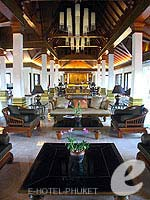 Lobby : JW Marriott Khao Lak Resort & Spa, Free Wifi, Phuket