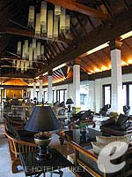 Lobby : JW Marriott Khao Lak Resort & Spa, Khaolak, Phuket