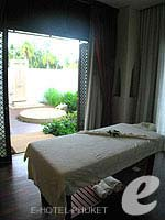 Quan Spa : JW Marriott Khao Lak Resort & Spa, Khaolak, Phuket