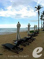 Beach : JW Marriott Khao Lak Resort & Spa, Khaolak, Phuket