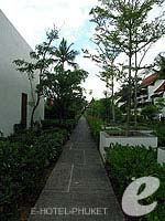 Passage : JW Marriott Khao Lak Resort & Spa, Khaolak, Phuket