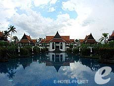 JW Marriott Khao Lak Resort & Spa, Beach Front, Phuket