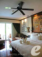 プーケット 10,000~20,000円のホテル : JW マリオット カオラック リゾート & スパ(JW Marriott Khao Lak Resort & Spa)のデラックス プールビュールームの設備 Room View