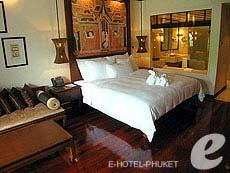 プーケット 10,000~20,000円のホテル : JW マリオット カオラック リゾート & スパ(1)のお部屋「デラックス プールビュー」