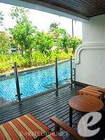 プーケット 10,000~20,000円のホテル : JW マリオット カオラック リゾート & スパ(JW Marriott Khao Lak Resort & Spa)のデラックス プールアクセスルームの設備 Pool Access