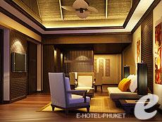 プーケット 10,000~20,000円のホテル : JW マリオット カオラック リゾート & スパ(1)のお部屋「エグゼクティブ スイート」