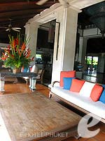 Lobby : JW Marriott Phuket Resort & Spa, Beach Front, Phuket