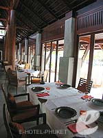Restaurant : JW Marriott Phuket Resort & Spa, Private Beach, Phuket