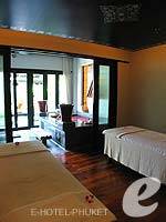 [Mandara Spa] : JW Marriott Phuket Resort & Spa, Private Beach, Phuket