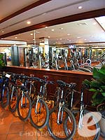 Rental Bike : JW Marriott Phuket Resort & Spa, Beach Front, Phuket