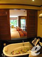 プーケット 10,000~20,000円のホテル : JW マリオット プーケット リゾート&スパ(JW Marriott Phuket Resort & Spa)のデラックス プール テラスルームの設備 Bath Room
