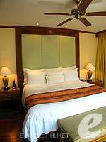 プーケット カップル&ハネムーンのホテル : JW マリオット プーケット リゾート&スパ(JW Marriott Phuket Resort & Spa)の1ベッドルーム スイートルームの設備 Bedroom