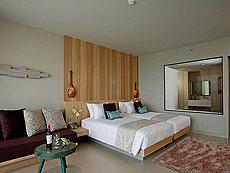 プーケット パトンビーチのホテル : カリマ リゾート & スパ(1)のお部屋「デラックス」