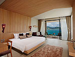 プーケット インターネット接続(無料)のホテル : カリマ リゾート & スパ(Kalima Resort & Spa)のグランド デラックス シービュールームの設備 Room View
