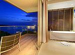 プーケット パトンビーチのホテル : カリマ リゾート & スパ(Kalima Resort & Spa)のグランド デラックス シービュールームの設備 Bath Room