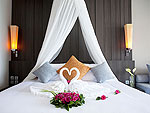 プーケット インターネット接続(無料)のホテル : カリマ リゾート & スパ(Kalima Resort & Spa)のハネムーン スイートルームの設備 Room View