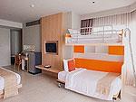 プーケット パトンビーチのホテル : カリマ リゾート & スパ(Kalima Resort & Spa)のファミリー シービュールームの設備 Room View