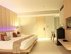 プーケット インターネット接続(無料)のホテル : カリマ リゾート & スパ(1)のお部屋「ファミリー スイート」
