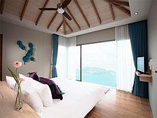 プーケット パトンビーチのホテル : カリマ リゾート & スパ(1)のお部屋「ドゥプレックス プライベート プール ヴィラ」