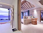 プーケット パトンビーチのホテル : カリマ リゾート & スパ(Kalima Resort & Spa)のワンベッドルーム プライベート プール ヴィラルームの設備 Room View