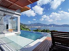 プーケット パトンビーチのホテル : カリマ リゾート & スパ(1)のお部屋「ワンベッドルーム プライベート プール ヴィラ」