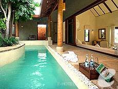 サムイ島 プールヴィラのホテル : カマラヤ コ サムイ(1)のお部屋「プールヴィラ(シングル)」