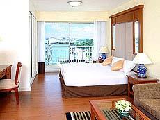 パタヤ ラヨーンのホテル : カメオ ハウス ラヨーン(1)のお部屋「スタジオ」