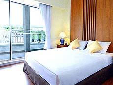 パタヤ ラヨーンのホテル : カメオ ハウス ラヨーン(1)のお部屋「1ベッドルーム」