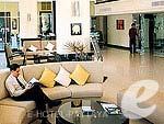 パタヤ シラチャーのホテル : カメオ ハウス シラチャー 「Lobby」