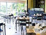 パタヤ シラチャーのホテル : カメオ ハウス シラチャー 「Restaurant」