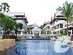 Beachfront Pool / Novotel Samui Resort Chaweng Beach Kandaburi, อยู่หน้าหาด