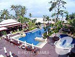 Beachfront Pool / Novotel Samui Resort Chaweng Beach Kandaburi, หาดเฉวง