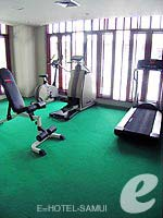 Fitness Gym / Novotel Samui Resort Chaweng Beach Kandaburi, อยู่หน้าหาด