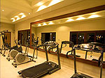 Fitness Jim : Kanok Buri Resort & Spa, Other Beaches, Phuket