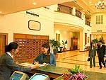 パタヤ ラヨーンのホテル : カンタリー ベイ ホテル & サービスド アパートメント ラヨーン 「Reception」