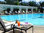 パタヤ ラヨーンのホテル : カンタリー ベイ ホテル & サービスド アパートメント ラヨーン 「Swimming Pool」