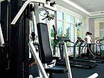 FitnessKantary Bay Hotel & Serviced Apartment Rayong