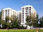 パタヤ ラヨーンのホテル : カンタリー ベイ ホテル & サービスド アパートメント ラヨーン 「Building View」