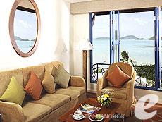 プーケット その他・離島のホテル : カンタリー ベイ ホテル プーケット(1)のお部屋「ワン ベッドルーム」