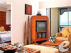 プーケット その他・離島のホテル : カンタリー ベイ ホテル プーケット(1)のお部屋「2ベッドルーム」