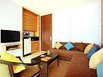 プーケット カオラックのホテル : カンタリー ホテル ビーチ & スイート カオラック(Kantary Beach Hotel Villas & Suites Khao Lak)のスイートルームの設備 Room View