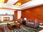 チェンマイ ニマンヘミン通りのホテル : カンタリー ヒルズ ホテル & サービスド アパートメント チェンマイ 「Lobby」