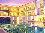 チェンマイ ニマンヘミン通りのホテル : カンタリー ヒルズ ホテル & サービスド アパートメント チェンマイ 「Swimming Pool」