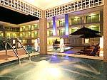 チェンマイ ニマンヘミン通りのホテル : カンタリー ヒルズ ホテル & サービスド アパートメント チェンマイ 「Jacuzzi」
