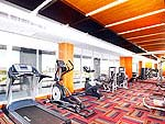 Fitness / Kantary Hotel & Serviced Apartments Ayutthaya, เซอร์วิสอพาร์ทเมนท์