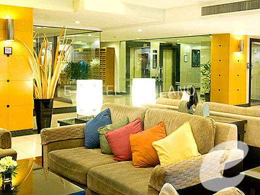 Kantary Hotel & Serviced Apartments Bangkok