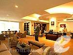 バンコク スワンナプーム空港周辺のホテル : カンタリーハウス & サービス アパートメント バンコク 「Business Center」