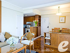 One Bedroom : Kantary Hotel & Serviced Apartments Bangkok, Suvarnbhumi Airport, Bangkok