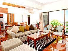 バンコク スワンナプーム空港周辺のホテル : カンタリーハウス & サービス アパートメント バンコク(Kantary Hotel & Serviced Apartments Bangkok)のお部屋「2ベッドルーム」