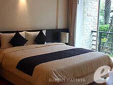 パタヤ シラチャーのホテル : カラブニング リゾート & スパ(1)のお部屋「スタジオ ルーム(ダブル)」